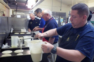 Knights of Columbus kitchen