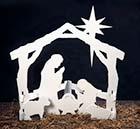 Build a Christmas Creche